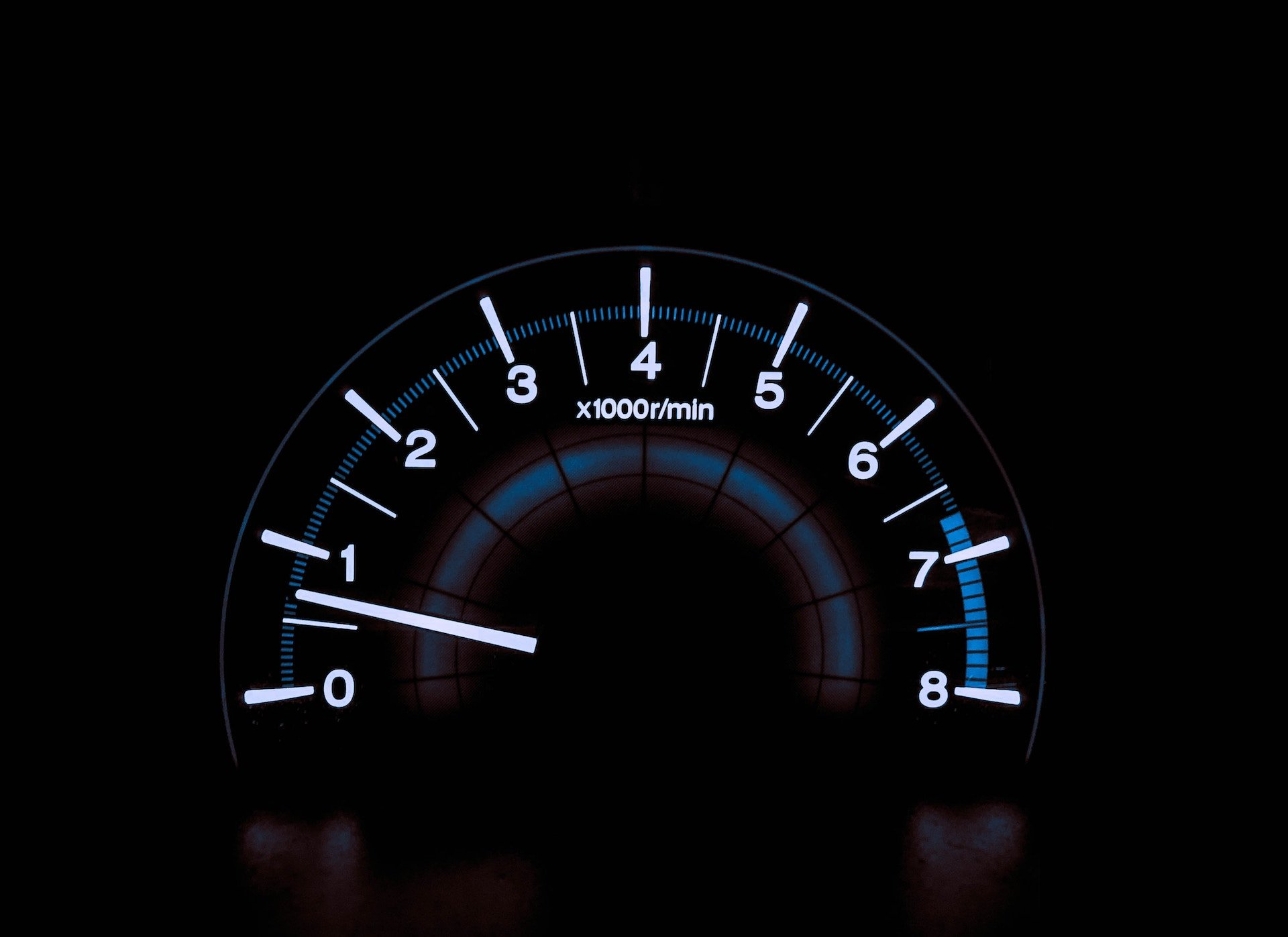 Auto Tachometer