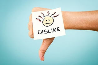 6 Tipps für den Umgang mit negativem Feedback auf Social Media