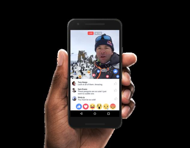 Facebook überträgt Ihre Events Live mit diesem Tool